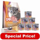 Smilla Kitten Starter Pack + Kitten Paste