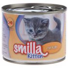 Smilla Kitten, 6 x 200 g