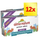 Sparpack: Almo Nature Daily Menu 12 x 170 g