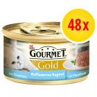 Sparpack: Gourmet Gold Ragout 48 x 85 g