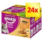 Sparpack: Whiskas Simply 24 x 85 g