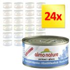 Sparpack: 24 x 70 g Almo Nature Legend