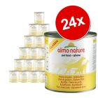 Sparpaket Almo Nature Classic 24 x  280 g / 290 g