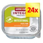 Sparpaket Animonda Integra Protect Adult Intestinal 24 x 100 g