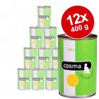 Sparpaket Cosma Original in Jelly 12 x 400g