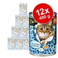 Sparpaket O´Canis for Cats 12 x 400 g
