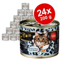 Sparpaket O´Canis for Cats 24 x 200 g