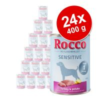 Sparpaket Rocco Sensitive 24 x 400 g