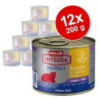 Sparpaket: 12 x 200 g Integra Protect Sensitive