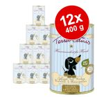 Sparpaket: 12 x 400 g Terra Canis Welpenfutter