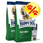 Säästöpakkaus: Happy Dog Supreme Fit & Well Maxi Adult