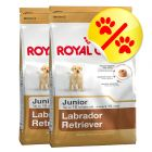 Säästöpakkaus: Royal Canin Breed Labrador Retriever Junior