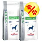 Säästöpakkaus: Royal Canin Veterinary Diet Urinary S/O