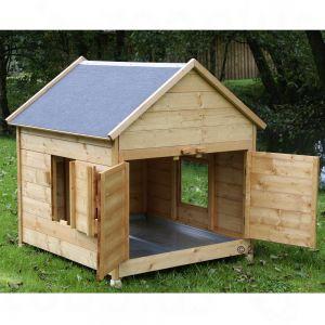 hat jemand erfahrung mit diesem stall von zooplus archiv. Black Bedroom Furniture Sets. Home Design Ideas