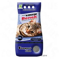 Super Benek Compact Sea Breeze Scented Cat Litter