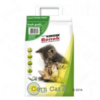 Super Benek Corn Cat Erba Fresca