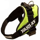 Szelki dla psa Julius-K9 Power Neon Green