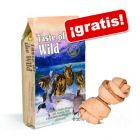 Taste of the Wild 13,6 kg +  Dentafun hueso light ¡gratis!