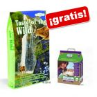 Taste of the Wild 6,8 kg +  5 l Cat's Best Nature ¡gratis!