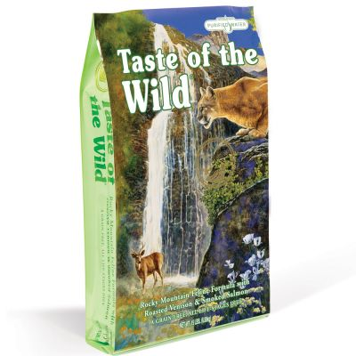 Taste of the Wild - Rocky Mountain Feline