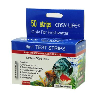 Test in strisce Easy-Life 6 in 1