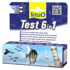 TetraTest 6 in 1 Teststrips Watertest