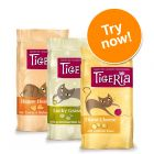 Tigeria Cat Treats Mixed Trial Pack 3 x 50g