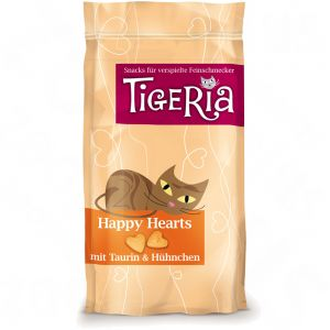 Tigeria Katzentabs Happy Hearts