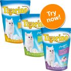Tigerino Crystals Cat Litter Mixed Trial Pack 3 x 5l