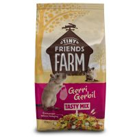 Tiny Friends Farm Gerri Gerbil Tasty Mix