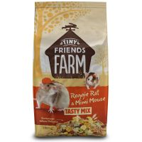 Tiny Friends Farm Reggie Rat & Mimi Mouse Tasty Mix