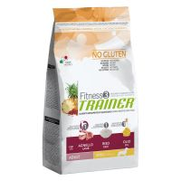 Trainer Fitness 3 Adult Mini No Gluten Agnello & Riso