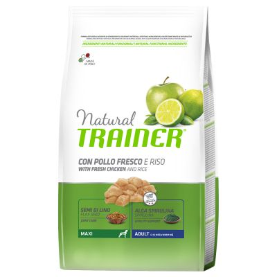 Trainer Natural Maxi Adult Pollo fresco