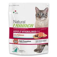 Trainer Natural Sterilised con Salmone