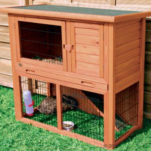 Trixie hokken niet kopen for Abri lapin exterieur