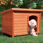 Trixie Natura Flat Roof Dog Kennel