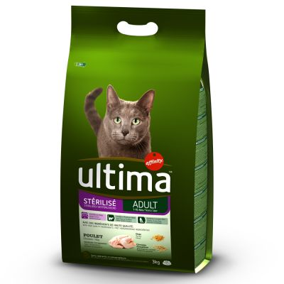 Ultima Cat Sterilized Pollo