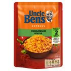 Uncle Bens Express-Reis Mexikanisch