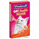 Vitakraft Cat Liquid Snack eend & beta glucanen