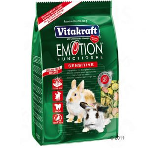 Vitakraft Emotion Sensitive comida para conejos enanos