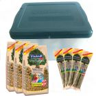 Vitakraft Nature Dinner Food & Snack Box