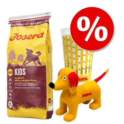 Welcome Kit Puppy & Junior 1,5 kg Josera Kids