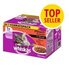Whiskas Adult, 24 x 100 g