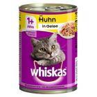 Konzervy Whiskas