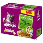 Whiskas Cuisine tendresse Junior 12 x 85 g pour chaton