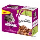 Whiskas Lick & Bite 12 x 85 g