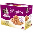 Whiskas Oh so... Natural Chunky Pouches 12 x 85 g