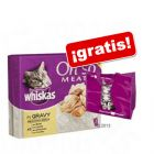 Whiskas Oh So... 24 x 85 g + bolso Whiskas ¡gratis!