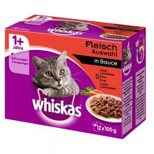 Whiskas våtfoder för katter