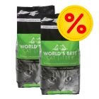 World's Best Cat Litter Multibuys